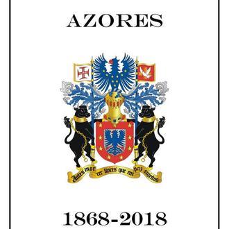 Азорські острови 1868-2018 (93 сторінки)
