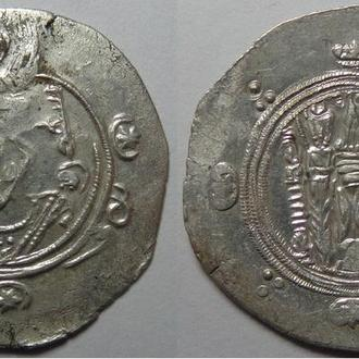 Аббасиды/Сасаниды.Табаристан. Сулейман б. Муса. 171-173АН