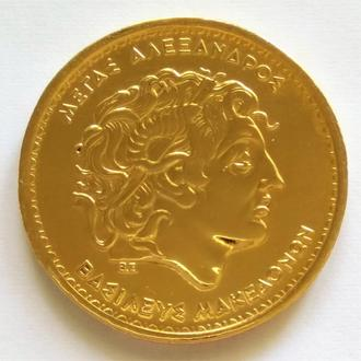 100 драхм 1992 год, Греция, (Александр Македонский)