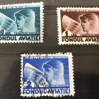 1932. Румыния. Авиация