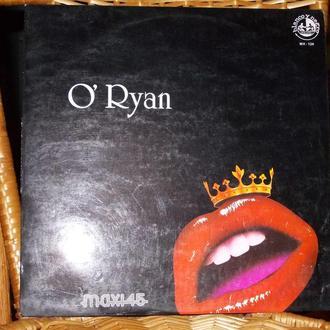 O'RYAN - SHE'S MY QUEEN 12 дюймов сингл итало диско проекта!