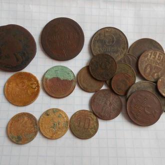 Монеты  №470