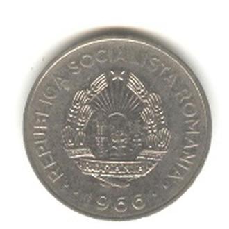 1 лей 1966