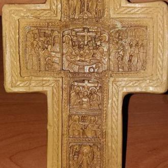 Крест из воска 20см