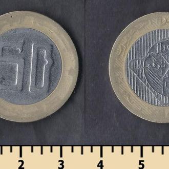 АЛЖИР 50 ДИНАРОВ 1994