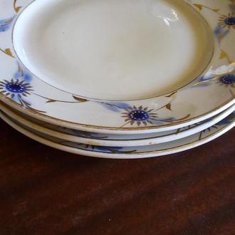 Тарелки большой диаметр,Барановка 1 сорт,60-е годы