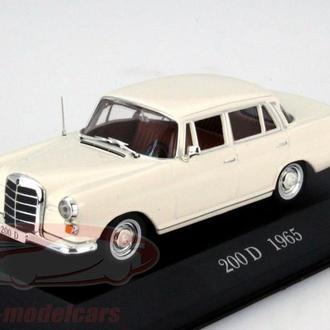 Mercedes-Benz 200D W110 (1965) IXO/Altaya