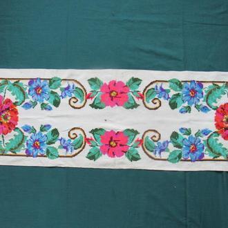 вишита дорiжка рушник серветка салфетка (№395)