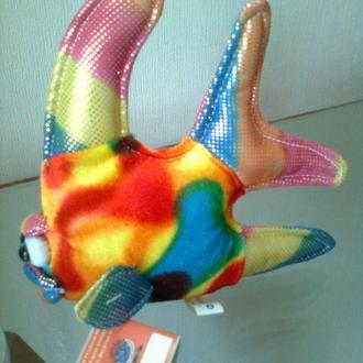 Мягкая игрушка Рыбка новая с биркой