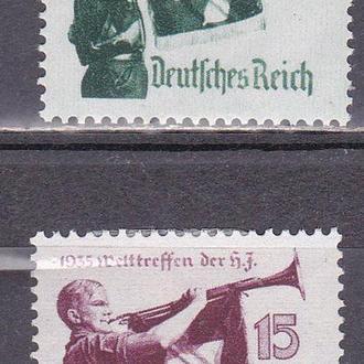 Рейх 1935 MH