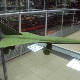 игрушка детская самолет ссср