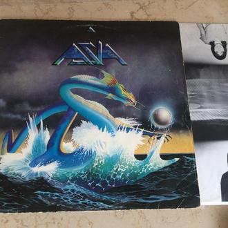 Asia : Azia ( John Wetton + Steve Howe (ex Uriah Heep , King Crimson, Atomic Rooster, Yes ( Holland)