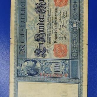 Немецкая марка 1910 года