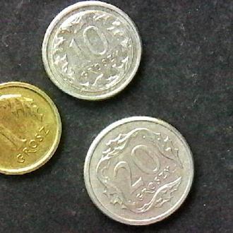 монеты Польши-3