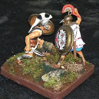 Афины против Спарты