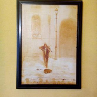 Картина, холст/масло, 50Х35