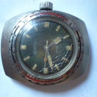 часы Восток Амфибия ф-стрелки рабочий баланс 23116