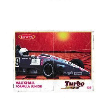 Вкладыш Turbo Sport 126