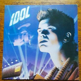 LP Billy Idol Charmed life Россия