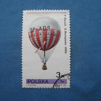 Польша 1981 год