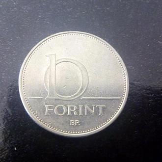 10 форинтов (1994) Венгрия.