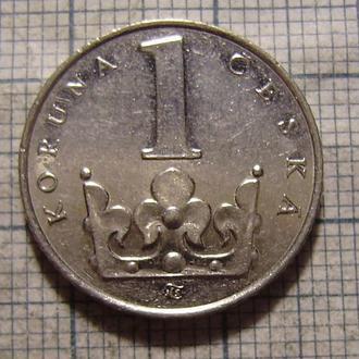 Чехия, 1 крона 1994