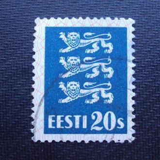 Эстония гаш.
