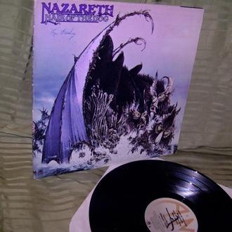 Nazareth  HAIR OF...'75  A&M US   EX ++ / EX ++