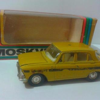 Модель москвич милиция СССР 412