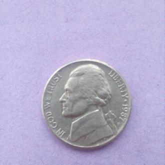5 центов США
