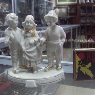 германия дети фарфор