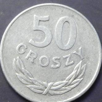 50 грошей 1978 MW Польща