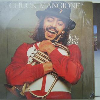 CHUCK MANGIONE Feels So Good LP VG/EX