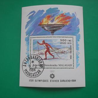 Мадагаскар 1984  Спорт *