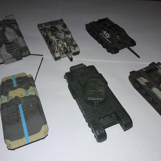 Русские танки
