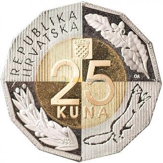 Shantal, Хорватия, 25 кун 2016, Независимость UNC
