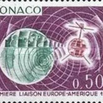 Монако 1963 Космос
