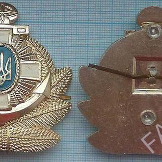 Кокарда. ВМС Украины. Флот. Офицеры