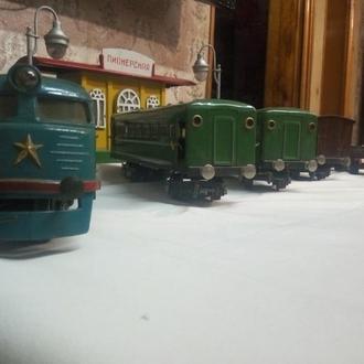 """Детская железная дорога """"Пионерская """""""
