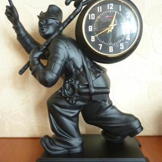 Часы Хранитель времени, клоун. Касли 1967 г.