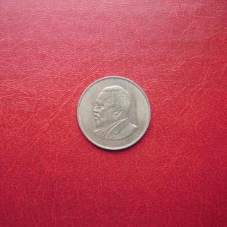 Кения 1 шиллинг 1968