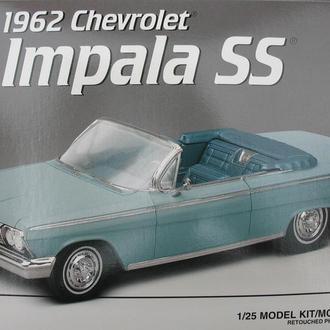 Сборная модель Chevrolet  '62 Impala SS   1:25 AMT
