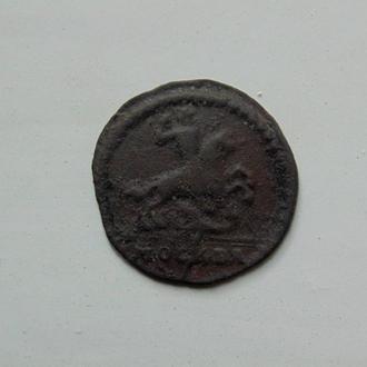 Копейка 1728 року !!!