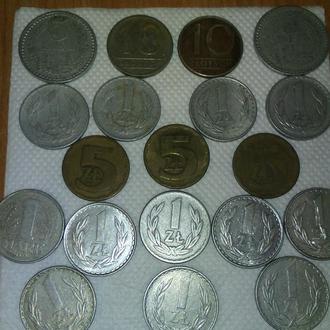 Продам монеты Польши