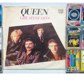 Аудиокассеты виниловая пластинка Queen