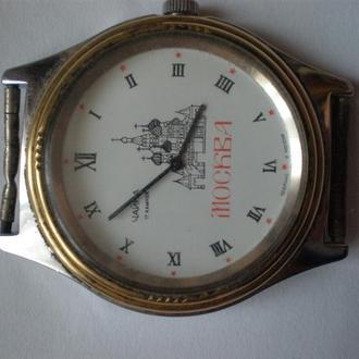 часы Чайка Москва интересная модель сохран 0404