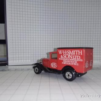 Matchbox – 1921 Ford A – 1979-1988 Macao - Super fast - WHSMITH & SON LTD моделька