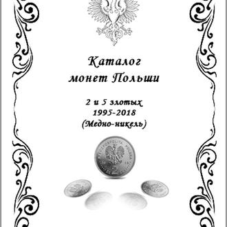 Shantaaal, Каталог монет Польши 1995-2018 год