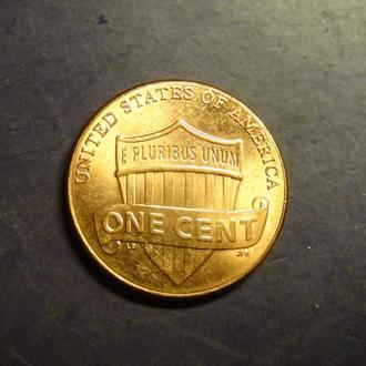 1 цент 2017 P США