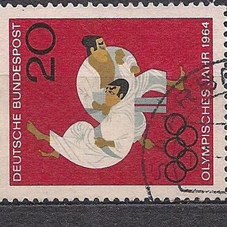 ФРГ, 1964, 18-е Олимпийские игры в Токио